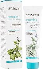 Düfte, Parfümerie und Kosmetik Natürliche Zahnpasta - Sylveco Natural Toothpaste