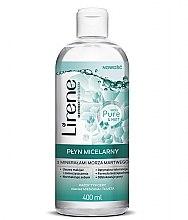 Düfte, Parfümerie und Kosmetik Mizellenwasser mit Mineralien aus dem Toten Meer - Lirene Dermoprogram Micellar Water