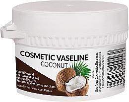 Düfte, Parfümerie und Kosmetik Gesichtscreme mit Kokosnuss - Pasmedic Cosmetic Vaseline Coconut