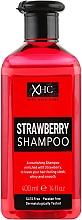 Düfte, Parfümerie und Kosmetik Nährendes und glättendes Shampoo mit Erdbeere für mehr Glanz - Xpel Marketing Ltd Hair Care Strawberry Shampoo