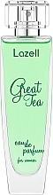 Düfte, Parfümerie und Kosmetik Lazell Great Tea - Eau de Toilette