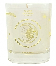 Düfte, Parfümerie und Kosmetik Panier des Sens Scented Candle Amber Moon - Duftkerze Amber Moon