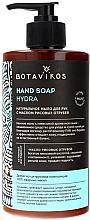 Düfte, Parfümerie und Kosmetik Natürliche flüssige Handseife mit Reiskleieöl - Botavikos Hydra Hand Soap