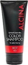 Düfte, Parfümerie und Kosmetik Farbschützendes Color Shampoo für jeden Haartyp, Rot - Alcina Hair Care Color Shampoo