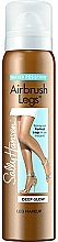 Düfte, Parfümerie und Kosmetik Make-up-Spray für die Beine - Sally Hansen Airbrush Legs Make-up Spray