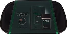 Düfte, Parfümerie und Kosmetik Miraculum Chopin OP.25 - Duftset (Eau de Parfum 100ml + Kosmetiktasche)