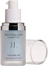 Düfte, Parfümerie und Kosmetik Feuchtigkeitsspendender Augengel-Primer - Revitalash Aquablur Hydrating Eye Gel & Primer
