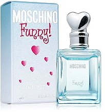 Düfte, Parfümerie und Kosmetik Moschino Funny - Eau de Toilette (Mini)