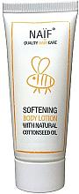Düfte, Parfümerie und Kosmetik Körperlosion mit Baumwollsamenöl - Naif Softening Body Lotion (Mini)