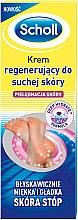 Düfte, Parfümerie und Kosmetik Regenerierende Fußcreme für trockene Haut - Scholl Regenerating Cream