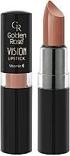 Düfte, Parfümerie und Kosmetik Lippenstift - Golden Rose Vision Lipstick