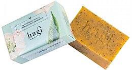 Düfte, Parfümerie und Kosmetik Naturseife mit Mohn - Hagi Natural Soap Ziemia