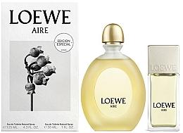 Düfte, Parfümerie und Kosmetik Loewe Aire - Duftset (Eau de Toilette 125ml + Eau de Toilette 30ml)
