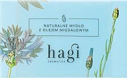 Düfte, Parfümerie und Kosmetik Naturseife mit Mandelöl und Sheabutter - Hagi Soap