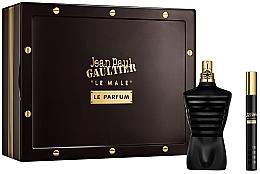 Düfte, Parfümerie und Kosmetik Jean Paul Gaultier Le Male Le Parfum - Duftset (Eau de Parfum 125ml + Eau de Parfum 10ml)