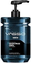 Düfte, Parfümerie und Kosmetik Rasiergel - Vasso Professional Men Creative Shaving Gel Rest