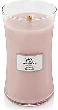 Düfte, Parfümerie und Kosmetik Duftkerze im Glas Rosewood - WoodWick Hourglass Candle Rosewood
