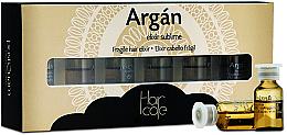 Düfte, Parfümerie und Kosmetik Haarelixir mit Arganöl für mehr Feuchtigkeit - PostQuam Argan Fragile Hair Elixir