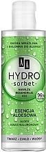Düfte, Parfümerie und Kosmetik 96% Aloe Vera Essenz für Gesicht, Körper und Haare - AA Hydro Sorbet Aloe Essenc 96%