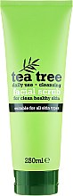 Düfte, Parfümerie und Kosmetik Gesichtspeeling mit Teebaum - Xpel Marketing Ltd Tea Tree Facial Scrub