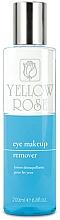 Düfte, Parfümerie und Kosmetik Płyn do demakijażu oczu - Yellow Rose Eye Makeup Remover