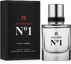 Düfte, Parfümerie und Kosmetik Aigner No 1 - Eau de Toilette