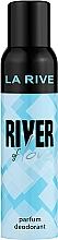 Düfte, Parfümerie und Kosmetik La Rive River Of Love - Parfümiertes Deospray