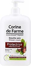 Düfte, Parfümerie und Kosmetik Pflegendes Duschgel mit Sheabutter - Corine De Farme