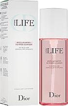 Düfte, Parfümerie und Kosmetik Mizellen-Reinigungswasser - Dior Hydra Life Micellar Water No Rinse Cleanser