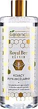 Düfte, Parfümerie und Kosmetik Beruhigendes Mizellenwasser mit Bienenpollen, Bienenpeptiden und Manuka-Honig - Bielenda Royal Bee Elixir