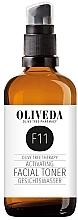 Düfte, Parfümerie und Kosmetik Belebendes und stimulierendes Gesichtstonikum für strahlenden und frischen Teint - Oliveda F11 Activating Facial Toner