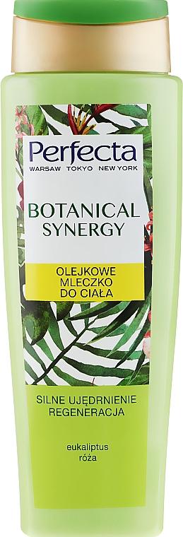 Körpermilch mit Eukalyptus und Rose - Perfecta Botanical Synergy