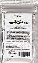 Düfte, Parfümerie und Kosmetik Enzym-Gesichtspeeling mit Fruchtsäuren - E-Fiore Professional Enzyme Peeling Pineapple&Papaya