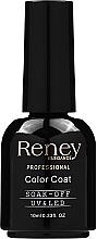 Düfte, Parfümerie und Kosmetik Glänzender Gel Nagelüberlack - Reney Cosmetics Top Super Shiny No Wipe