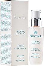 Düfte, Parfümerie und Kosmetik Aufhellende Gesichtsessenz - Oriflame NovAge Bright Sublime
