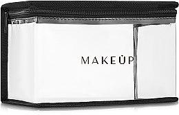 Düfte, Parfümerie und Kosmetik Kosmetiktasche Allvisible transparent 20x13x14 cm - MakeUp