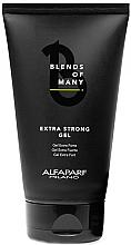 Düfte, Parfümerie und Kosmetik Haargel Extra starker Halt - Alfaparf Milano Blends Of Many Extra Strong Gel