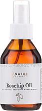 Düfte, Parfümerie und Kosmetik 100% Unraffiniertes Hagebuttenöl - Natur Planet Rosehip Oil 100%