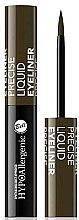 Düfte, Parfümerie und Kosmetik Hypoallergener Eyeliner - Bell HYPOAllergenic Precise Liquid Eyeliner