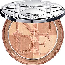 Düfte, Parfümerie und Kosmetik Kompakter Mineralpuder - Christian Dior Diorskin Mineral Nude Bronze Powder