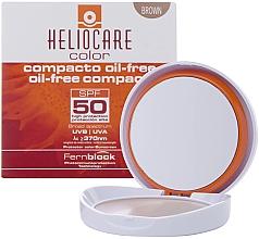 Düfte, Parfümerie und Kosmetik Kompakter Creme-Puder für fettige und Mischhaut SPF 50 - Cantabria Labs Heliocare Color Compact Oil-Free Spf 50