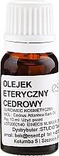 Düfte, Parfümerie und Kosmetik Ätherisches Öl Zederholz - Esent