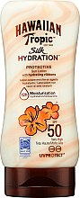 Düfte, Parfümerie und Kosmetik Feuchtigkeitsspendende Sonnenschutzlotion für den Körper SPF 50 - Hawaiian Tropic Silk Hydration Lotion SPF50