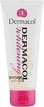 Düfte, Parfümerie und Kosmetik Aufhellendes Gesichtsreinigungsgel - Dermacol Whitening Gommage Wash Gel