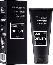 Düfte, Parfümerie und Kosmetik Gel für die Intimhygiene - Oni.sh Men Intimate Hygiene Gel