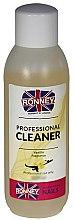 Düfte, Parfümerie und Kosmetik Nagelentfetter mit Vanilleduft - Ronney Professional Nail Cleaner Vanilia