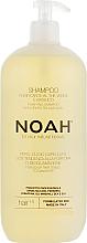 Düfte, Parfümerie und Kosmetik Shampoo mit grünem Tee und Basilikum - Noah