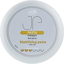 Düfte, Parfümerie und Kosmetik Mattierende Haarpaste mit weißem Ton - Joanna Professiona Mattifying Paste