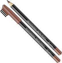 Düfte, Parfümerie und Kosmetik Augenbrauenstift - Vipera Professional Brow Pencil