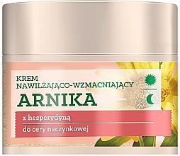 Düfte, Parfümerie und Kosmetik Feuchtigkeitsspendende und stärkende Creme mit Arnika - Farmona Herbal Care Arnica Moisturizing Cream